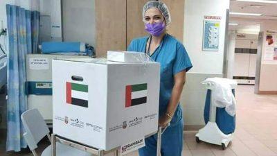 الإمارات تُنهي معاناة أم فلسطينية وتعيدها لرعاية طفليها