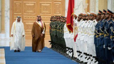الخلافات بين السعودية والإمارات.. إسرائيل تشعر بموجات الصدمة في معارك الخليج