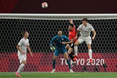 تعرف على مواجهات ربع نهائي كرة القدم في الأولمبياد