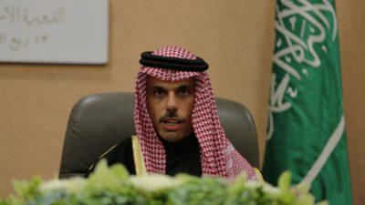 الرياض: منفتحون على الحوار مع طهران بشرط إثبات التزامها بأمن المنطقة