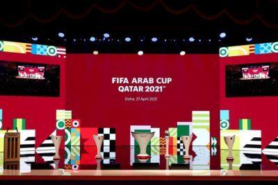 قطر تطرح رسميا تذاكر مباريات كأس العرب 2021