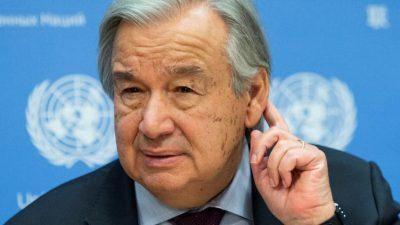 """مندوب إسرائيل في الأمم المتحدة يطالب غوتيريش بفصل موظفين في """"أونروا"""""""
