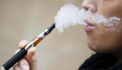 ماذا تفعل السجائر الإلكترونية برئتيك؟