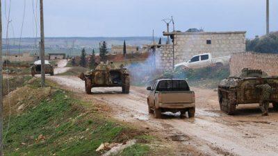 ماذا يعني إعادة اشتعال القتال في الجنوب السوري؟